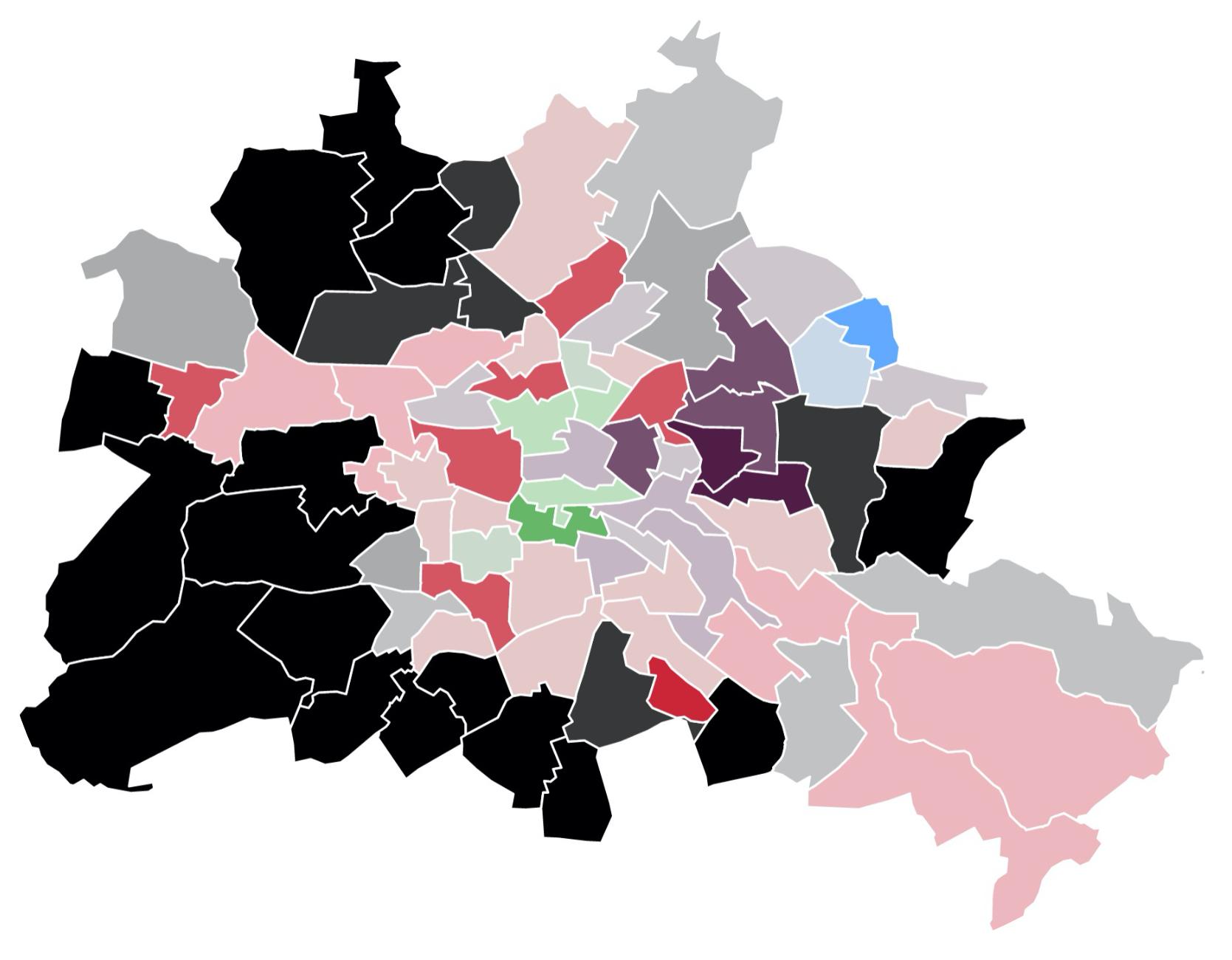 Direktmandate Berlin