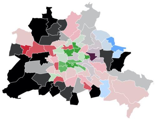 Berlin: CDU, SPD und Grüne nahezu gleichauf – AfD stark im Aufwind – FDP knapp unter 5 Prozent