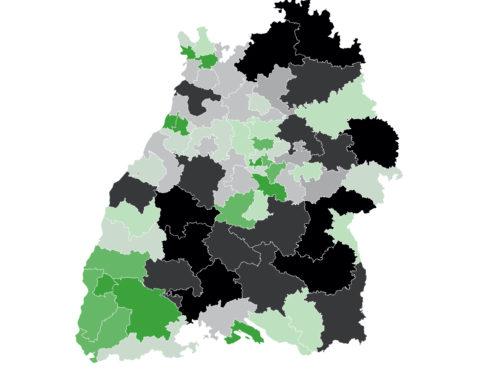Baden-Württemberg: Grüne zurück an der Spitze – CDU unverändert stark – FDP-Einzug ungewiss