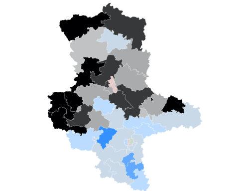 Sachsen-Anhalt: CDU mit Plus – AfD klar auf Platz 2 – Direktmandat für die Grünen
