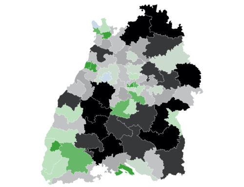 Baden-Württemberg: CDU knapp vor Grünen – AfD erreicht neue Höchstwerte – Linke knapp im Landtag