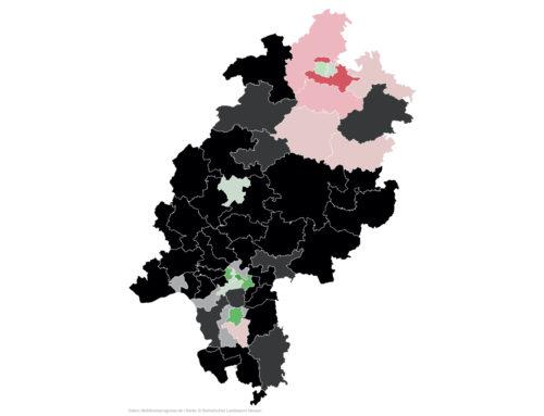 Hessen: Zugewinne für CDU und Linke – SPD büßt deutlich ein