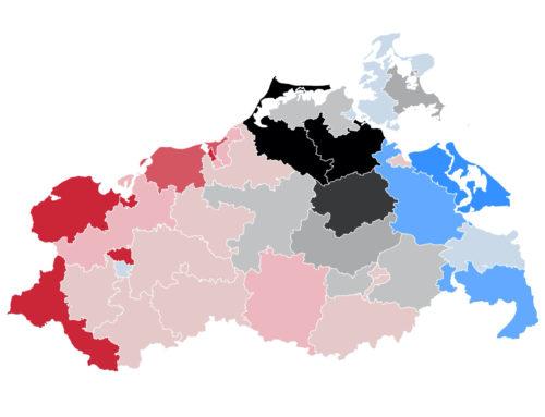 Mecklenburg-Vorpommern: SPD trotz Verlusten vorn – AfD stabilisiert und vor CDU – Linke gewinnen