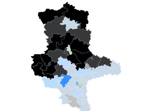 Sachsen-Anhalt: CDU baut Vorsprung gegenüber AfD aus – Linke, Grüne und SPD fast gleichauf