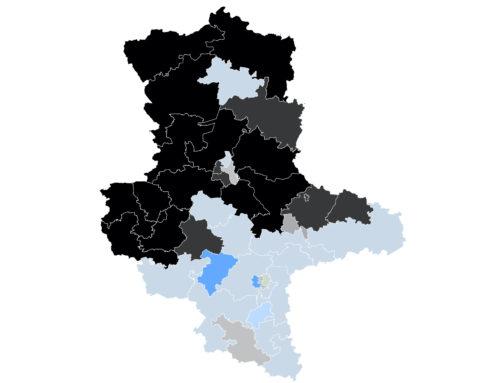 Sachsen-Anhalt: CDU, AfD und SPD mit Zugewinnen – Linke und Grüne lassen nach