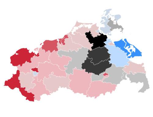 Mecklenburg-Vorpommern: Schwesig beliebter als Merkel – SPD deutlich vorn – CDU und AfD gewinnen