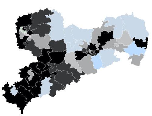 Sachsen: 73 Prozent mit Kretschmer zufrieden – CDU und AfD mit Zugewinnen