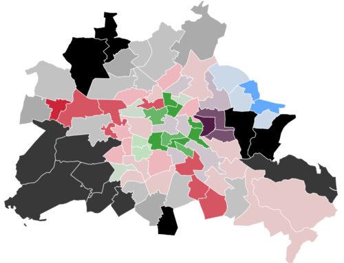 Berlin-Wahl: Giffey führt bei Direktwahl in 47  Wahlkreisen – Mehrheit für Rot-Rot-Grün wird knapper