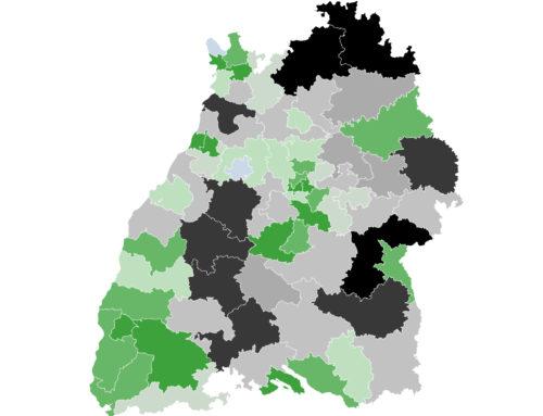 Baden-Württemberg: Grüne ziehen an CDU vorbei – Kretschmann lässt Konkurrenz hinter sich