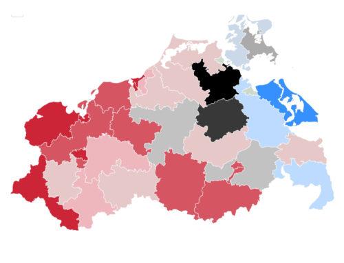 Mecklenburg-Vorpommern: SPD vorn – FDP drin – Grüne gewinnen