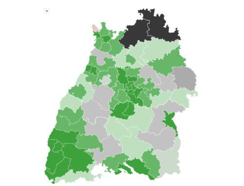 Stimmungsbild: Kretschmann bei Direktwahl konkurrenzlos – CDU im freien Fall