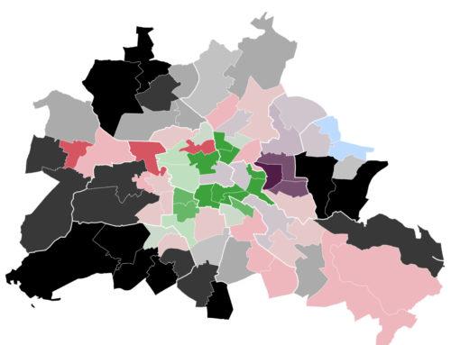 Berlin: Moderate CDU-Gewinne – SPD stagniert – Grüne und Linke erholt