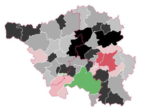Saarland-Kommunen: GroKo stürzt dramatisch ab – Massive Gewinne für Opposition