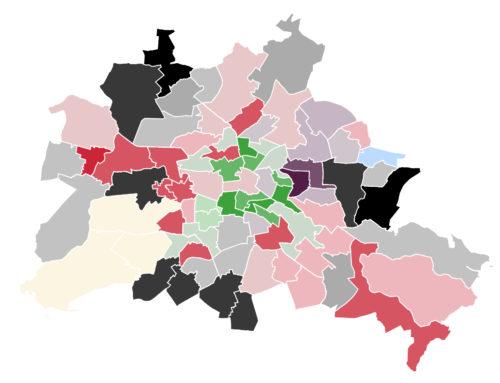 Berlin: SPD erobert Platz 1 zurück – Grüne verlieren deutlich – CDU auf Erholungskurs