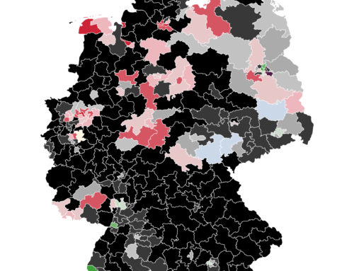Im Bund: Mehrheit der Regionen will Scholz als Kanzler – Push für die Unionsparteien – Grüne verlieren