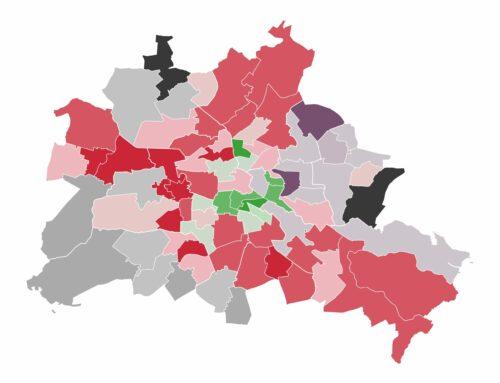 Berlin: Vier Koalitionsoptionen möglich