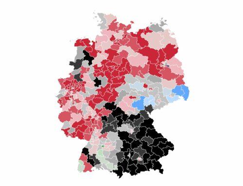 Im Bund: Laschet legt bei K-Frage zu – Parteikompetenz für Mehrheit wahlentscheidend