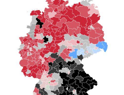 Im Bund: Gewinne für Scholz und Laschet bei K-Frage – SPD baut Vorsprung auf Union aus